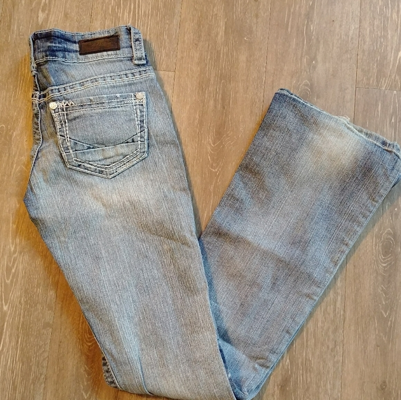 Daytrip Denim - Daytrip Aquarius flare 26/33.5